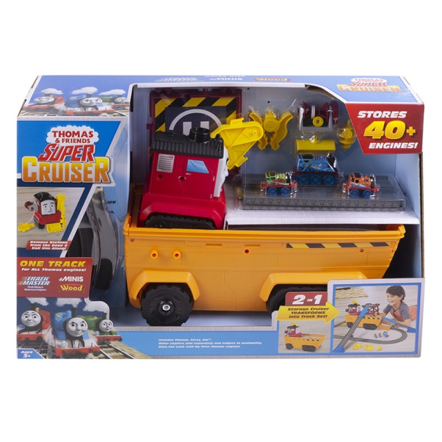 MATTEL - Fisher Price Super Transportér